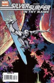 Silver Surfer In Thy Name #3